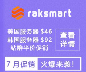 RAKsmart国外服务器