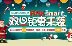RAKsmart国外服务器双旦活动