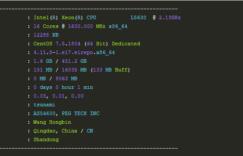 RAKsmart美国服务器配置